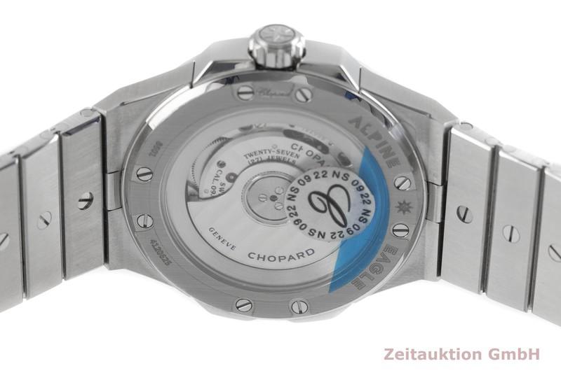 gebrauchte Luxusuhr Chopard Alpine Eagle Stahl Automatik Kal. 09.01-C Ref. 8601  | 2003476 _0