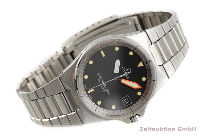 gebrauchte Luxusuhr Omega Seamaster Stahl Quarz Kal. 1332 Ref. 196.0197, 396.0905 VINTAGE    2003481 _0