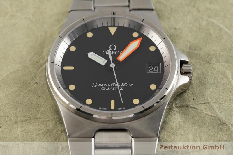gebrauchte Luxusuhr Omega Seamaster Stahl Quarz Kal. 1332 Ref. 196.0197, 396.0905 VINTAGE    2003481 _1