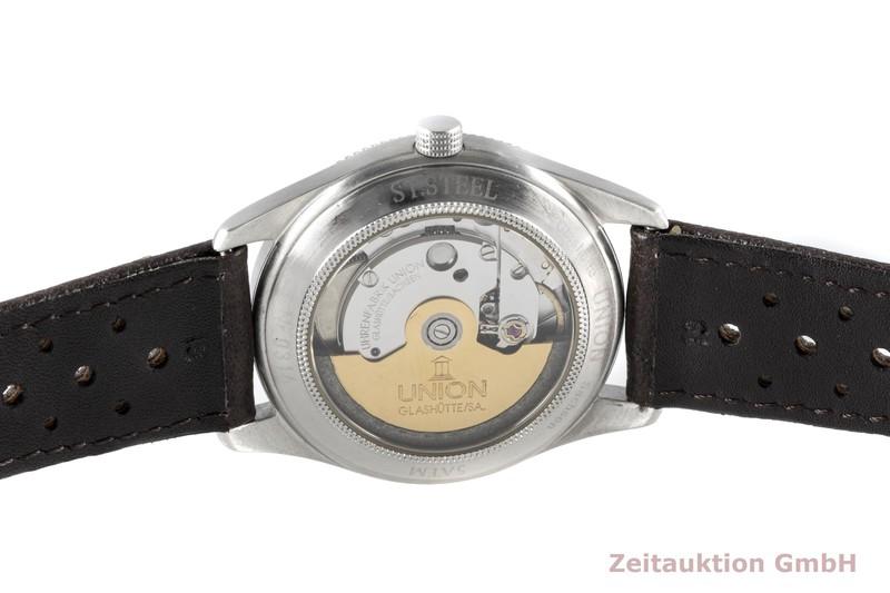gebrauchte Luxusuhr Union Glashütte Tradition Flieger Stahl Automatik Kal. 26-11  | 2003506 _1