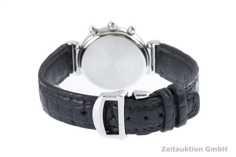 gebrauchte Luxusuhr IWC Da Vinci Chronograph Stahl Quarz Kal. 630/1 Ref. 3736    2003509 _1