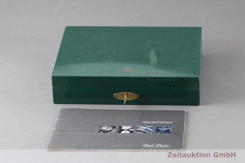 gebrauchte Luxusuhr Paul Picot Yachtman Club Stahl Automatik Kal. ETA 2824-2 Ref. 1051.SG  | 2003522 _0