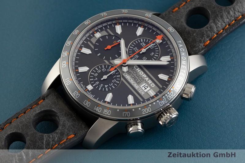 gebrauchte Luxusuhr Chopard Grand Prix Chronograph Titan Automatik Kal. ETA 7750 Ref. 168992  | 2003523 _0