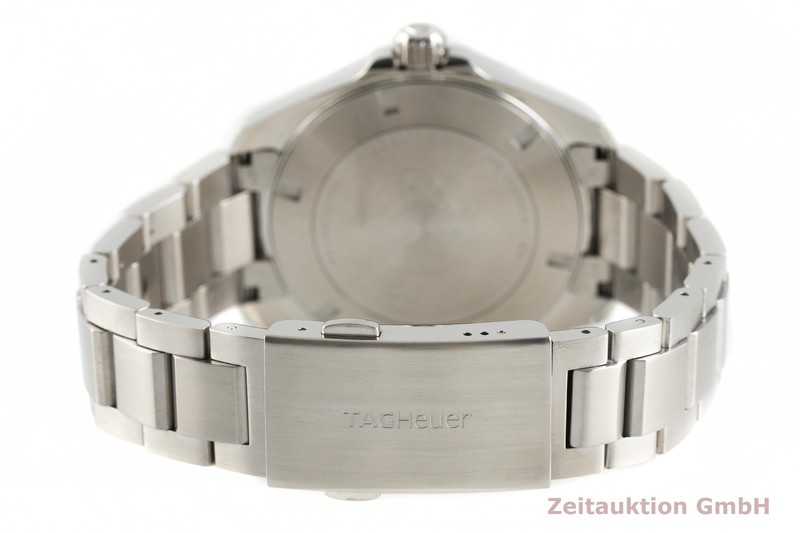 gebrauchte Luxusuhr Tag Heuer Aquaracer Stahl Quarz Kal. ETA 955.112 Ref. WAY101A    2003526 _0