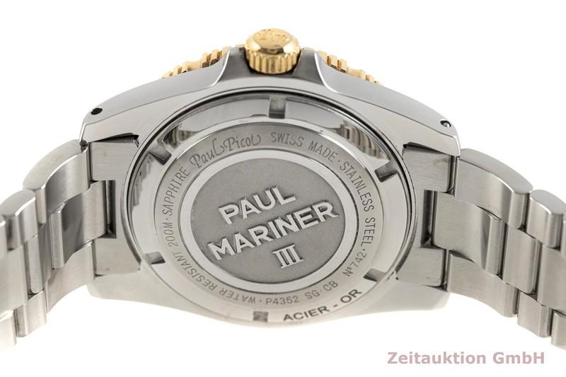gebrauchte Luxusuhr Paul Picot Paul Mariner Stahl / Gold Automatik Kal. ETA 2824-2 Ref. P4352SG-CB  | 2003544 _0