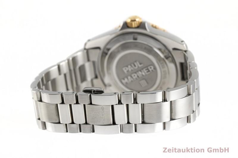 gebrauchte Luxusuhr Paul Picot Paul Mariner Stahl / Gold Automatik Kal. ETA 2824-2 Ref. P4352SG-CB  | 2003544 _1