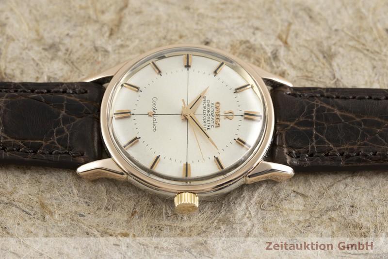 gebrauchte Luxusuhr Omega Constellation Stahl / Gold Automatik Kal. 551 Ref. 149.0061 VINTAGE    2003557 _0