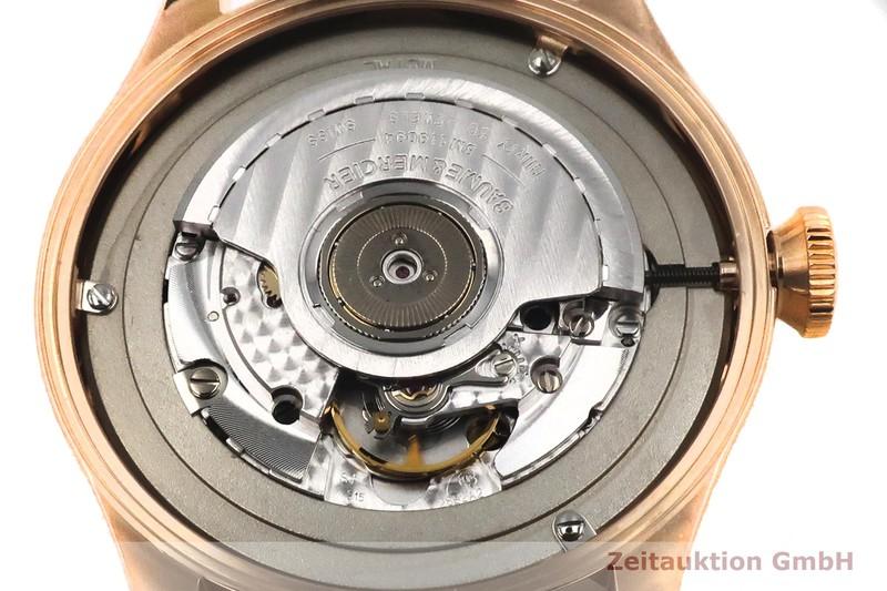 gebrauchte Luxusuhr Baume & Mercier * 18k Rotgold Automatik Kal. BM 119094, ETA 2892-A2 Ref. 65604 LIMITED EDITION | 2003571 _0