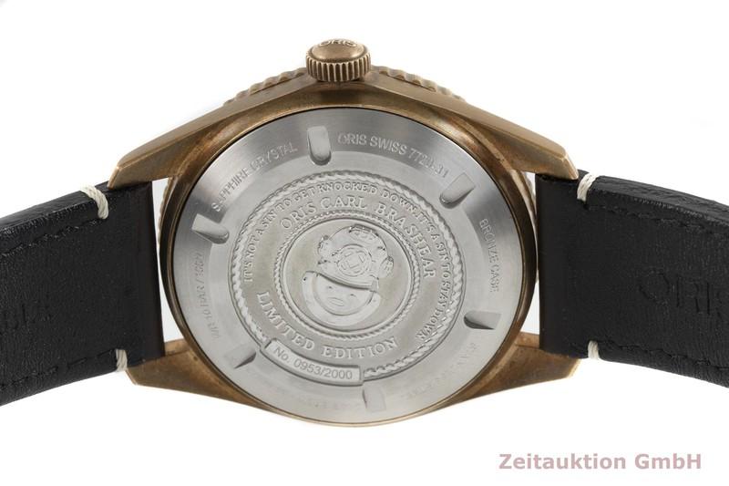 gebrauchte Luxusuhr Oris Divers Bronze Automatik Kal. 733 26 JEW, SW 200-1 Ref. 7720-31 LIMITED EDITION | 2003576 _0
