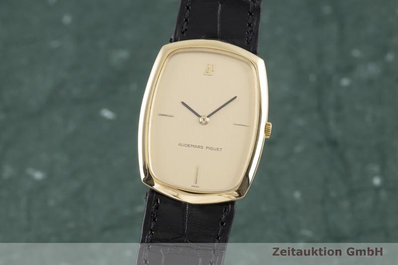 gebrauchte Luxusuhr Audemars Piguet * 18k Gold Handaufzug Kal. 2003/1  | 2003578 _0