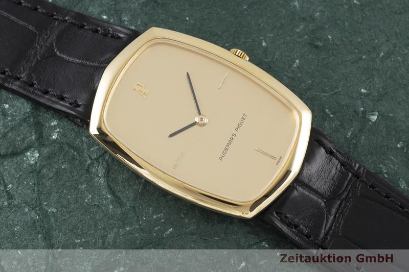 gebrauchte Luxusuhr Audemars Piguet * 18k Gold Handaufzug Kal. 2003/1  | 2003578 _1