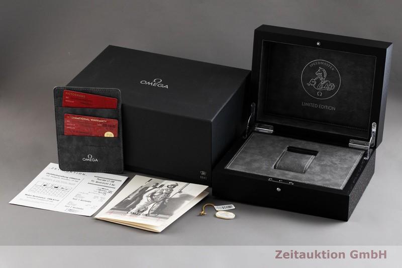 gebrauchte Luxusuhr Omega Speedmaster Chronograph Stahl Handaufzug Kal. 1861 Ref. 311.32.40.30.02.001 LIMITED EDITION | 2003581 _0