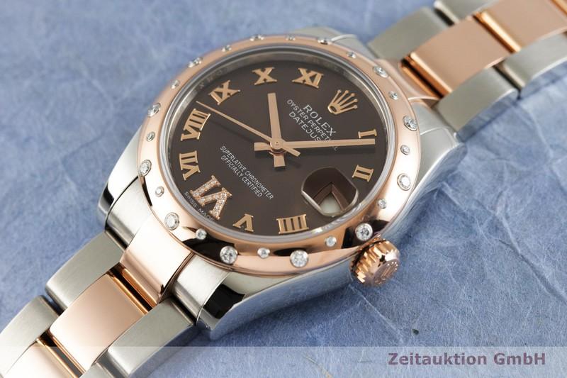 gebrauchte Luxusuhr Rolex Datejust Stahl / Gold Automatik Kal. 2235 Ref. 178341  | 2003590 _0