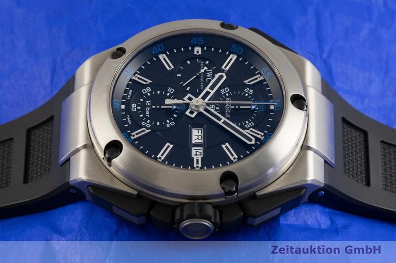 gebrauchte Luxusuhr IWC Ingenieur Chronograph Titan Automatik Kal. C.79230 Ref. 3765  | 2003592 _0