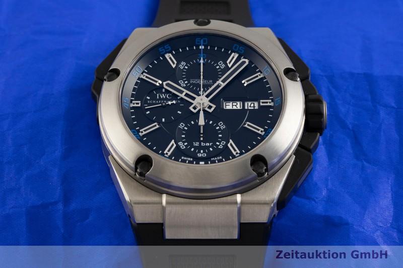 gebrauchte Luxusuhr IWC Ingenieur Chronograph Titan Automatik Kal. C.79230 Ref. 3765  | 2003592 _1