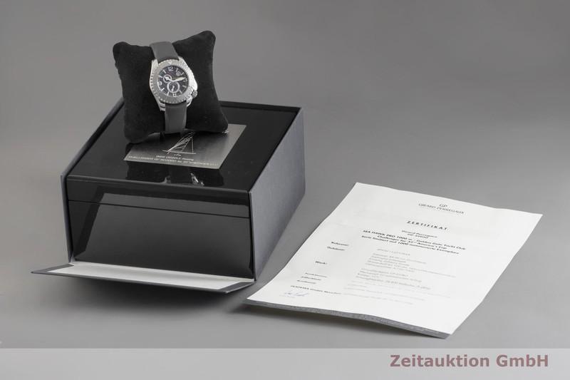 gebrauchte Luxusuhr Girard Perregaux Sea Hawk Stahl Automatik Kal. 330B Ref. 49950 LIMITED EDITION | 2003593 _0