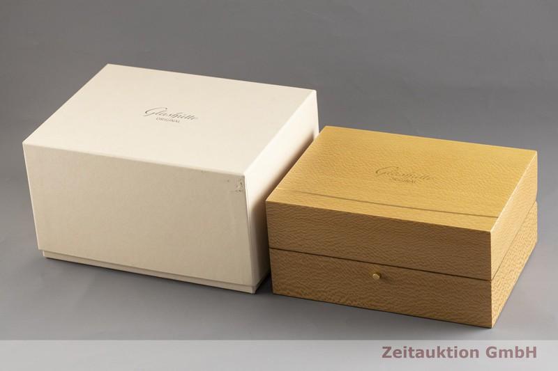gebrauchte Luxusuhr Glashütte Navigator Stahl Automatik Kal. GUB 10-30  | 2003596 _0