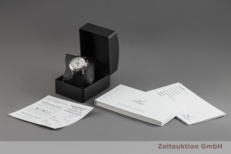 gebrauchte Luxusuhr Breguet Marine Chronograph 18k Weissgold Automatik Kal. 5830/1 Ref. 5827    2003622 _0