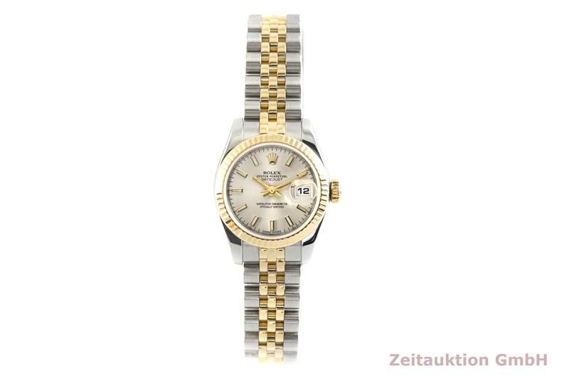gebrauchte Luxusuhr Rolex Lady Datejust Stahl / Gold Automatik Kal. 2235 Ref. 179173  | 2003623 _1