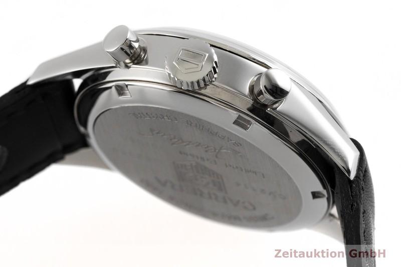 gebrauchte Luxusuhr Tag Heuer Carrera Chronograph Stahl Automatik Kal. 17, ETA 2894-2 Ref. CV2114 LIMITED EDITION | 2003631 _0