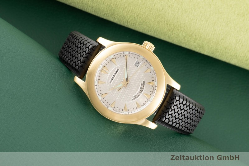gebrauchte Luxusuhr Chopard L.U.C Sport 18k Gold Automatik Kal. 4.96 Ref. 2000 LIMITED EDITION | 2003634 _0