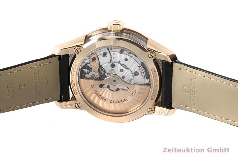 gebrauchte Luxusuhr Omega De Ville 18k Rotgold Automatik Kal. 8501 Ref. 431.63.41.21.13.001  | 2003641 _0