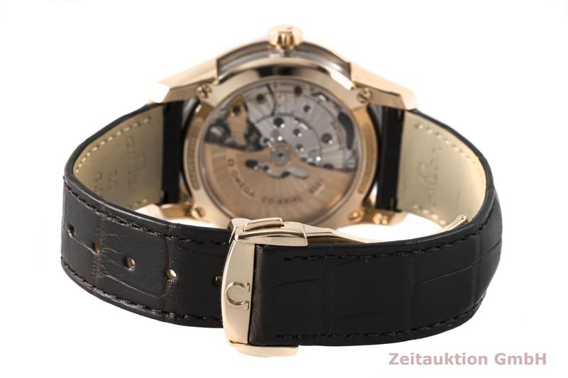 gebrauchte Luxusuhr Omega De Ville 18k Rotgold Automatik Kal. 8501 Ref. 431.63.41.21.13.001  | 2003641 _1