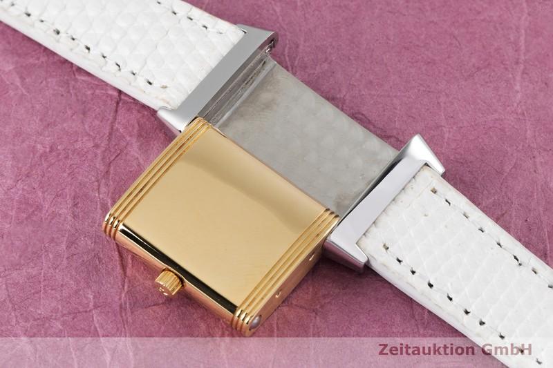 gebrauchte Luxusuhr Jaeger LeCoultre Reverso Stahl / Gold Quarz Kal. 608 Ref. 260.5.08  | 2003642 _1