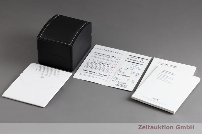 gebrauchte Luxusuhr IWC Fliegerchronograph Chronograph Stahl Automatik Kal. C.79320 Ref. 3717  | 2003645 _0