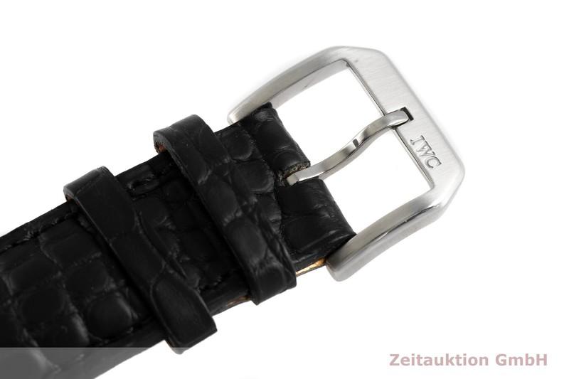 gebrauchte Luxusuhr IWC Fliegerchronograph Chronograph Stahl Automatik Kal. C.79320 Ref. 3717  | 2003645 _1