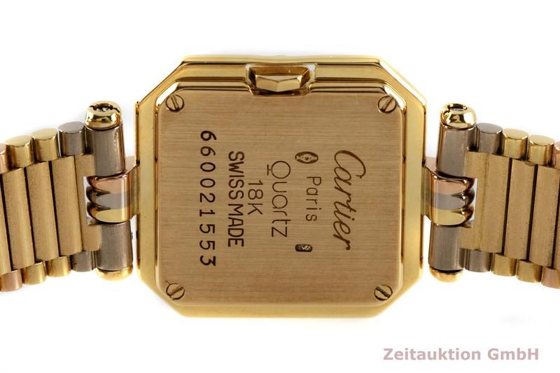 gebrauchte Luxusuhr Cartier Trinity 18k Gold Quarz Kal. 66    2003647 _0