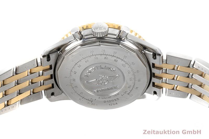 gebrauchte Luxusuhr Breitling Navitimer Cosmonaute Chronograph Stahl / Gold Handaufzug Kal. Lemania 1873/24 Ref. D12022  | 2003654 _0