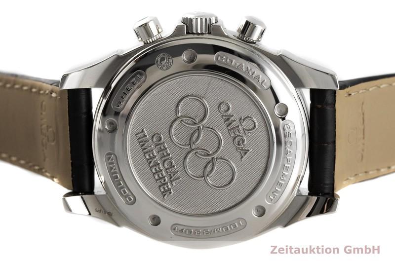 gebrauchte Luxusuhr Omega De Ville Chronograph Stahl Automatik Kal. 3202 Ref. 422.13.41.50.04.001, 177.1713  | 2003660 _0