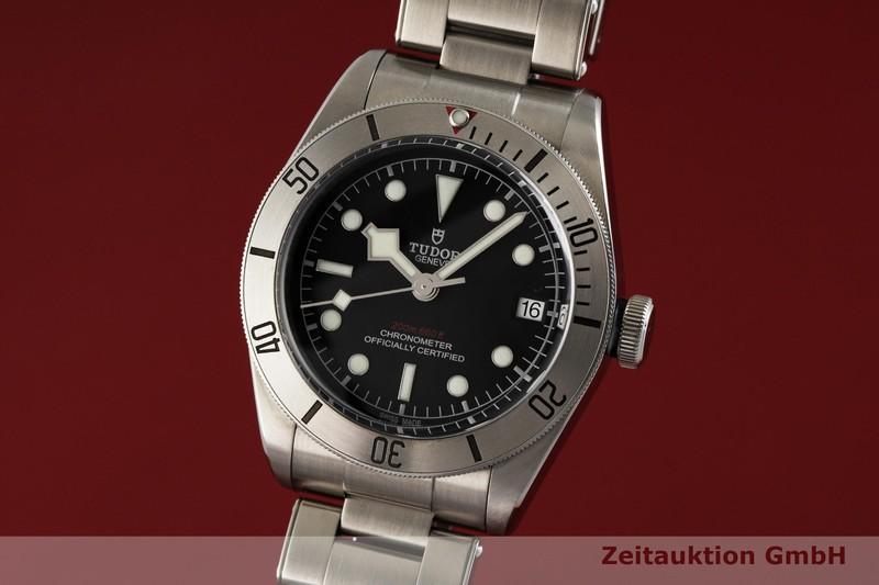 gebrauchte Luxusuhr Tudor Heritage Black Bay Stahl Automatik Kal. MT5612 Ref. 79730    2003665 _0