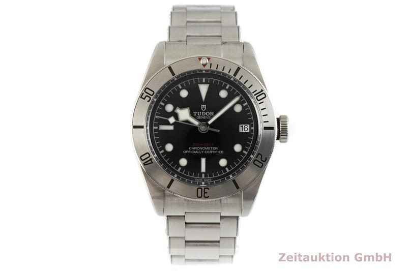 gebrauchte Luxusuhr Tudor Heritage Black Bay Stahl Automatik Kal. MT5612 Ref. 79730    2003665 _1