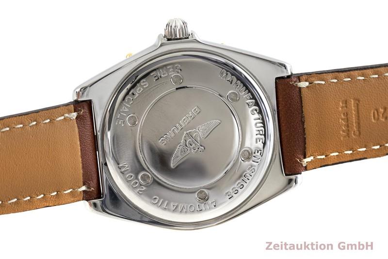 gebrauchte Luxusuhr Breitling Antares Stahl / Gold Automatik Kal. ETA 2892-2    2003669 _0