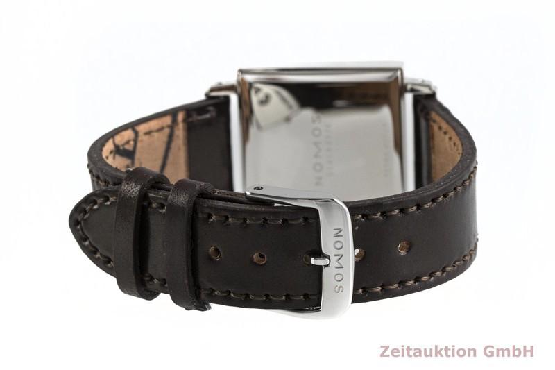 gebrauchte Luxusuhr Nomos Tetra Stahl Handaufzug Kal. alpha    2003681 _1