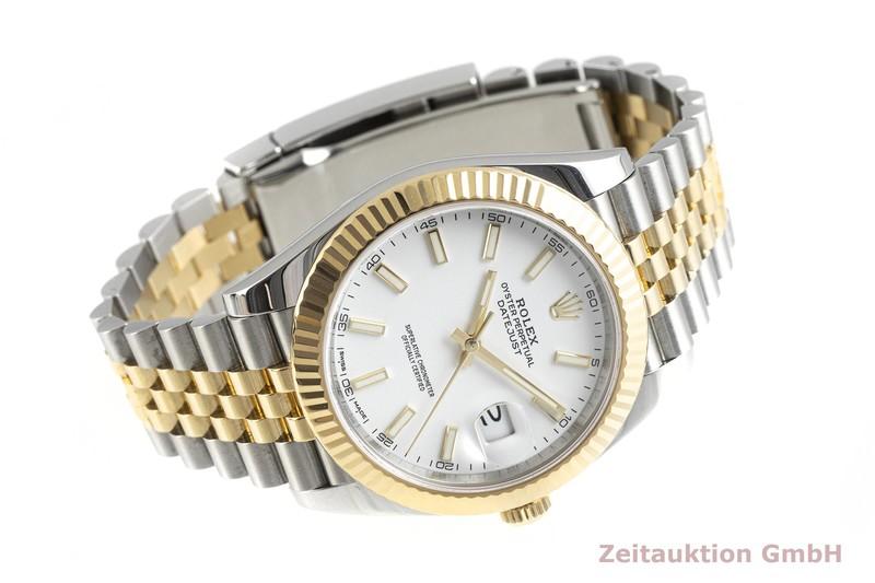 gebrauchte Luxusuhr Rolex Datejust Stahl / Gold Automatik Ref. 126333    2003685 _0