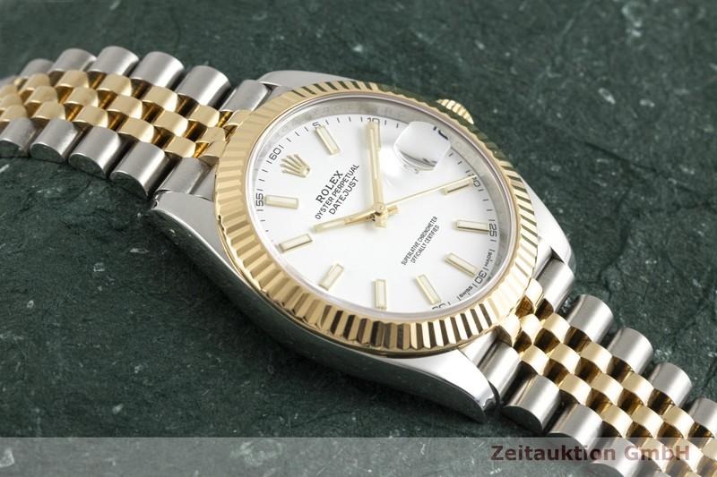 gebrauchte Luxusuhr Rolex Datejust Stahl / Gold Automatik Ref. 126333    2003685 _1