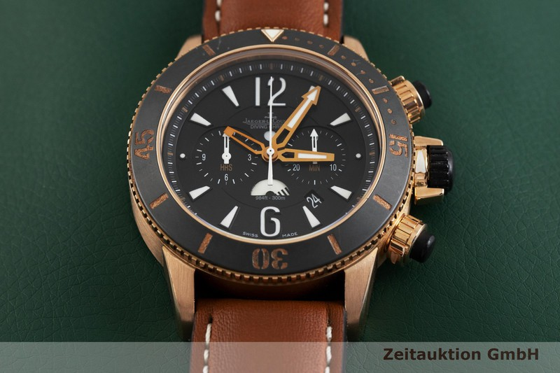 gebrauchte Luxusuhr Jaeger LeCoultre Master Compressor Chronograph 18k Rotgold Automatik Kal. 757 Ref. 159.2.C7 LIMITED EDITION | 2003699 _1
