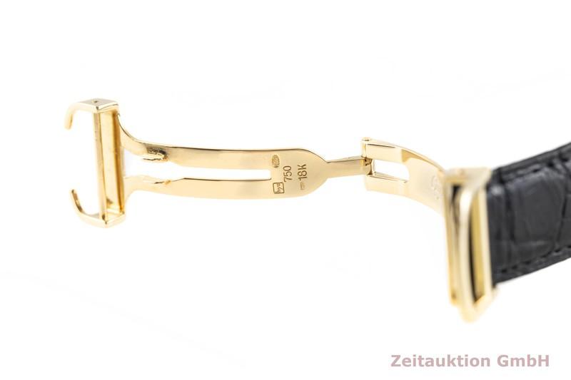 gebrauchte Luxusuhr Cartier Tank Américaine 18k Gold Quarz Kal. 19, 619 Ref. 819908  | 2003711 _1