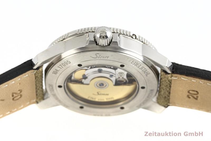 gebrauchte Luxusuhr Sinn 104ST Stahl Automatik Ref. 104STSAABE LIMITED EDITION | 2003713 _0