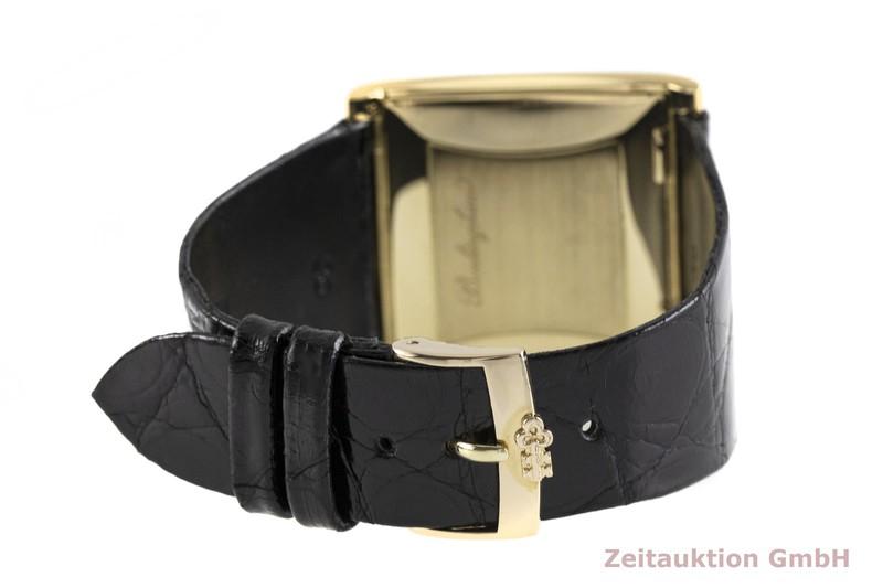 gebrauchte Luxusuhr Corum Buckingham 18k Gold Handaufzug Kal. Peseux Ref. 57181 VINTAGE  | 2003751 _1