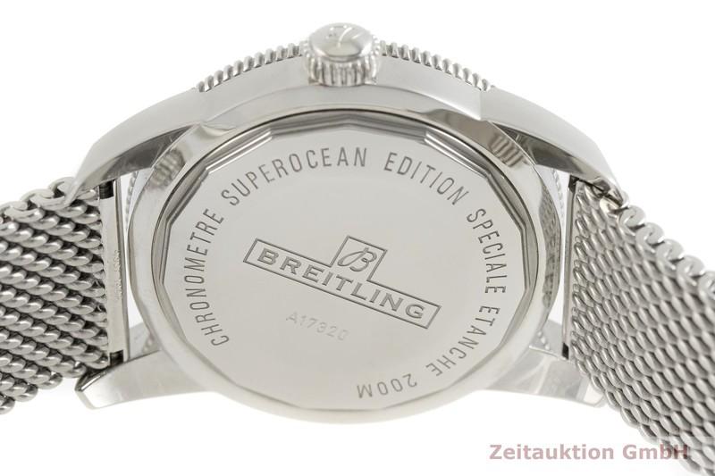 gebrauchte Luxusuhr Breitling Superocean Stahl Automatik Kal. B17, ETA 2824-2 Ref. A17320  | 2003760 _0