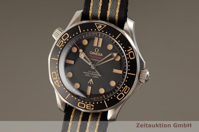 gebrauchte Luxusuhr Omega Seamaster Titan Automatik Kal. 8806 Ref. 210.92.42.20.01.001  | 2003763 _0