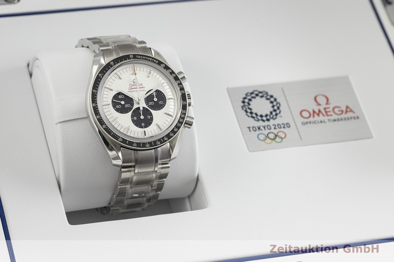 gebrauchte Luxusuhr Omega Speedmaster Chronograph Stahl Handaufzug Ref. 522.30.42.30.04.001 LIMITED EDITION   2003771 _0