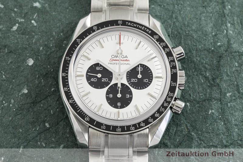 gebrauchte Luxusuhr Omega Speedmaster Chronograph Stahl Handaufzug Ref. 522.30.42.30.04.001 LIMITED EDITION   2003771 _1