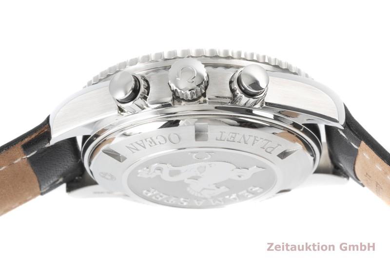 gebrauchte Luxusuhr Omega Seamaster Chronograph Stahl Automatik Kal. 3313 Ref. 2910.50.81  | 2003774 _1