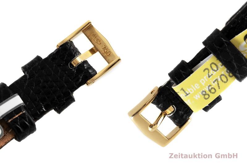 gebrauchte Luxusuhr Patek Philippe Calatrava 18k Gold Quarz Kal. E15 Ref. 4819  | 2003781 _1