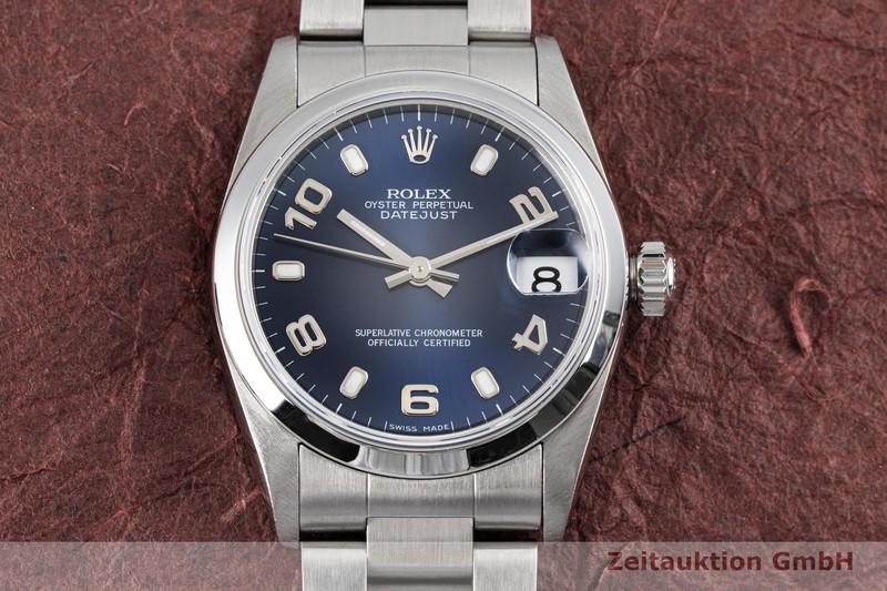 gebrauchte Luxusuhr Rolex Datejust Stahl Automatik Kal. 2235 Ref. 78240  | 2003791 _1